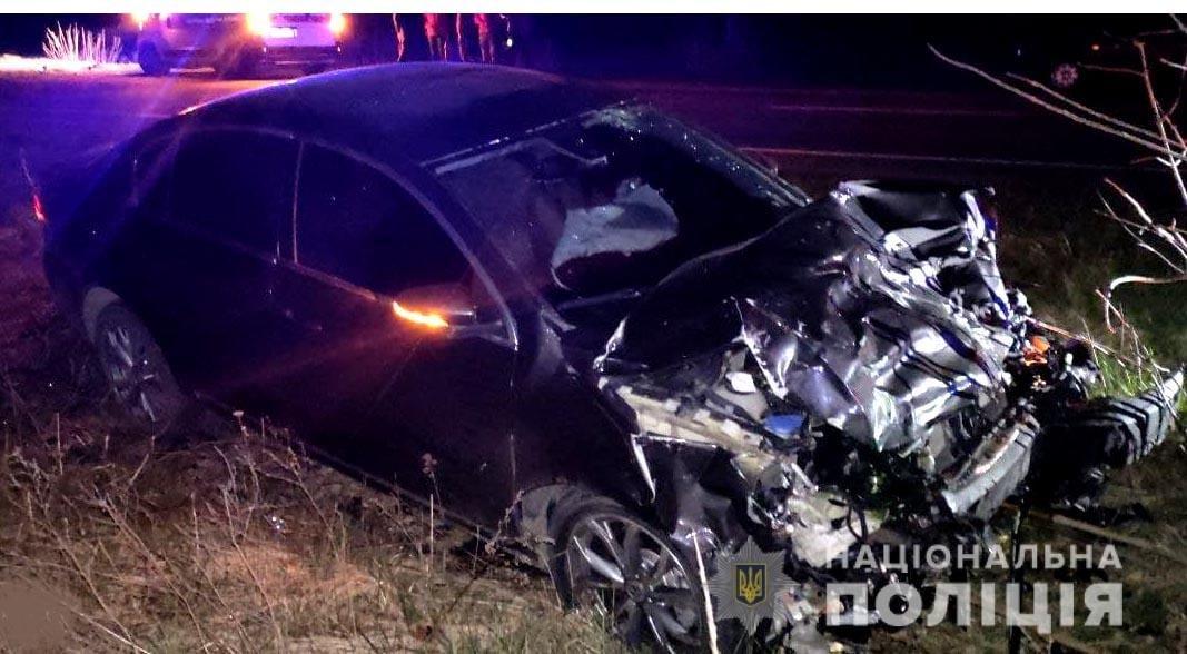 На Рівненщині затримали водія, який спричинив потрійну ДТП з постраждалими , фото-1