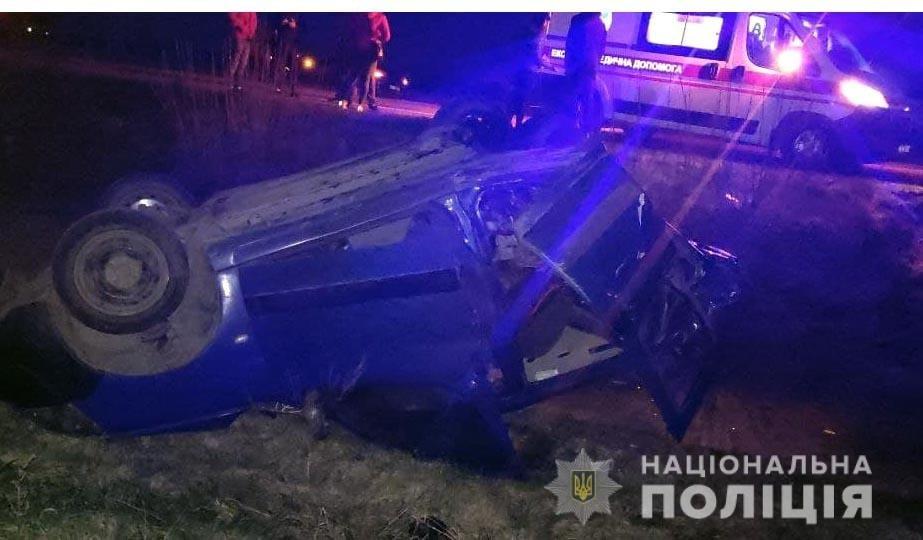 На Рівненщині затримали водія, який спричинив потрійну ДТП з постраждалими , фото-2