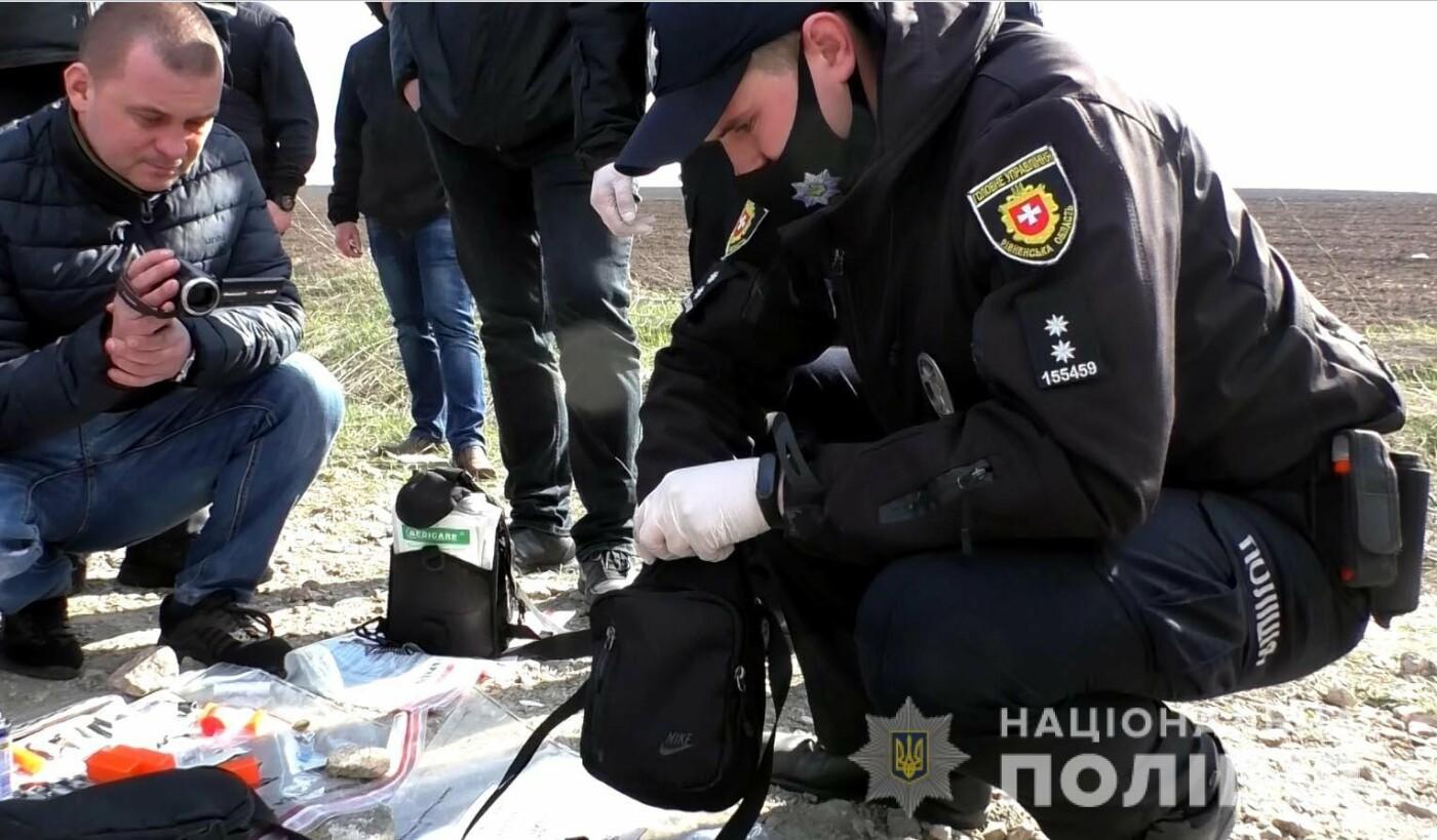 Поверталися з краденим додому: жителів Вінничини, які можуть бути причетними до серій крадіжок, упіймали на виїзді з Рівного, фото-1