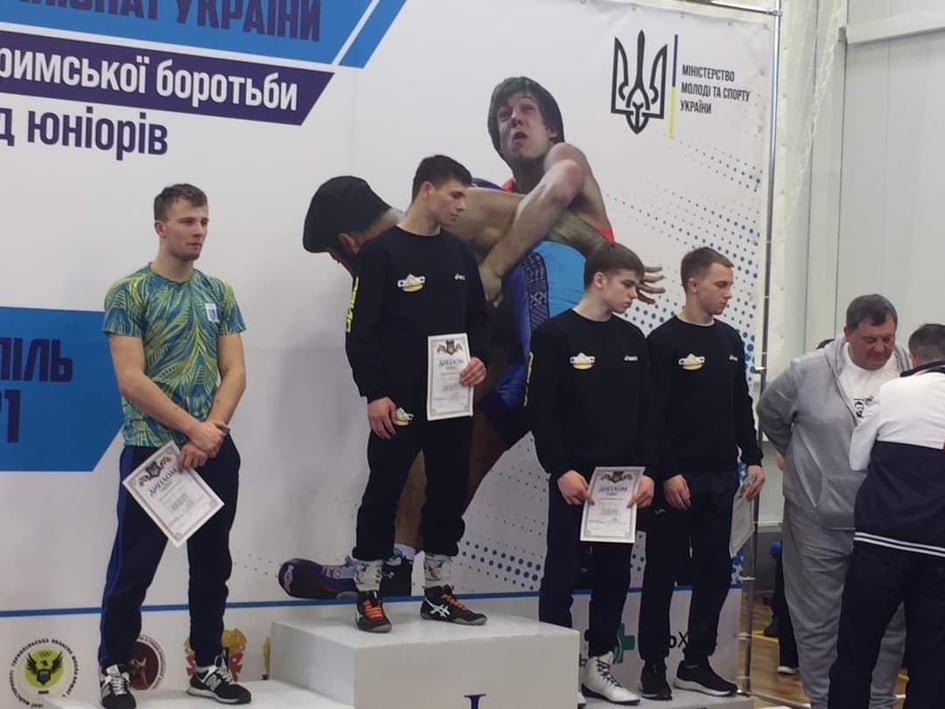 Рівненські греко-римські борці привезли з Тернополя три срібні медалі, фото-2