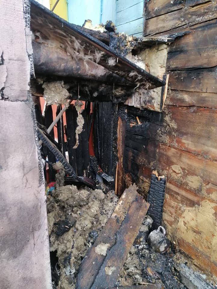 У селі в Рівненському районі спалахнув будинок (ФОТО), фото-3