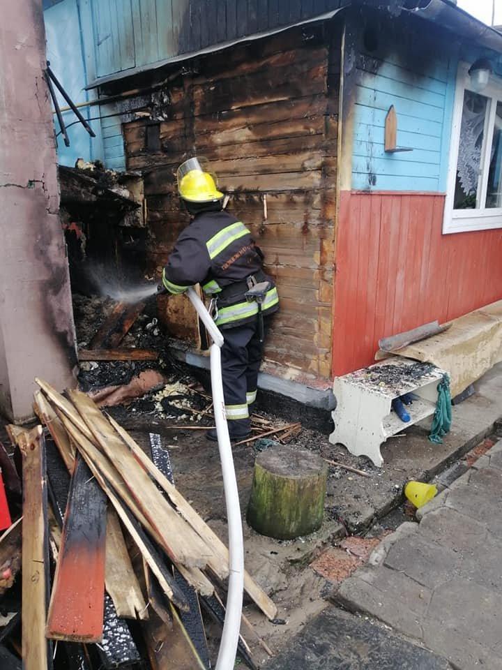 У селі в Рівненському районі спалахнув будинок (ФОТО), фото-1