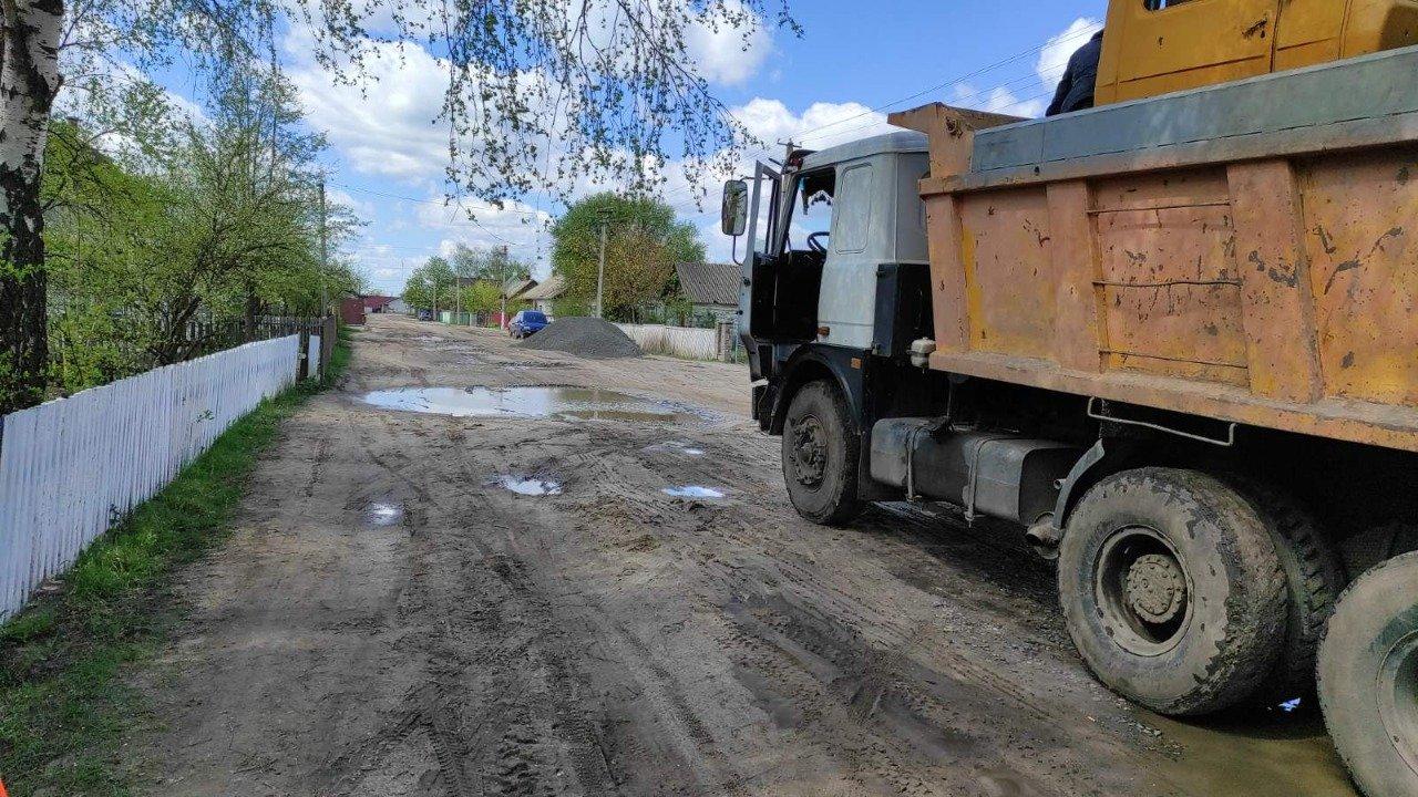 В одному з сіл Вараської громади розпочали ремонт центральної дороги, фото-2