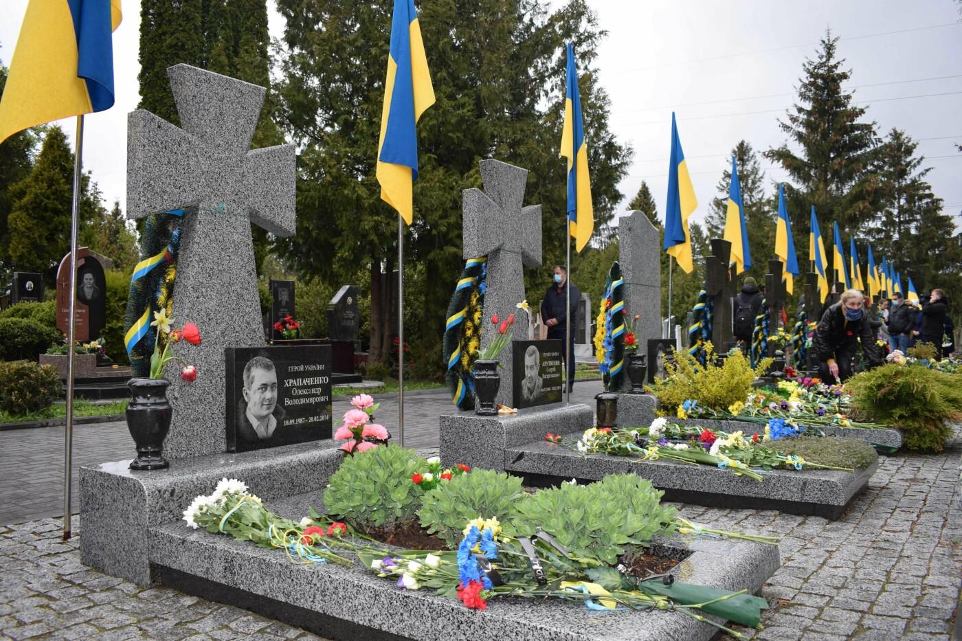 У Рівному вшановують героїв, які вели боротьбу за мир під час Другої світової, фото-5