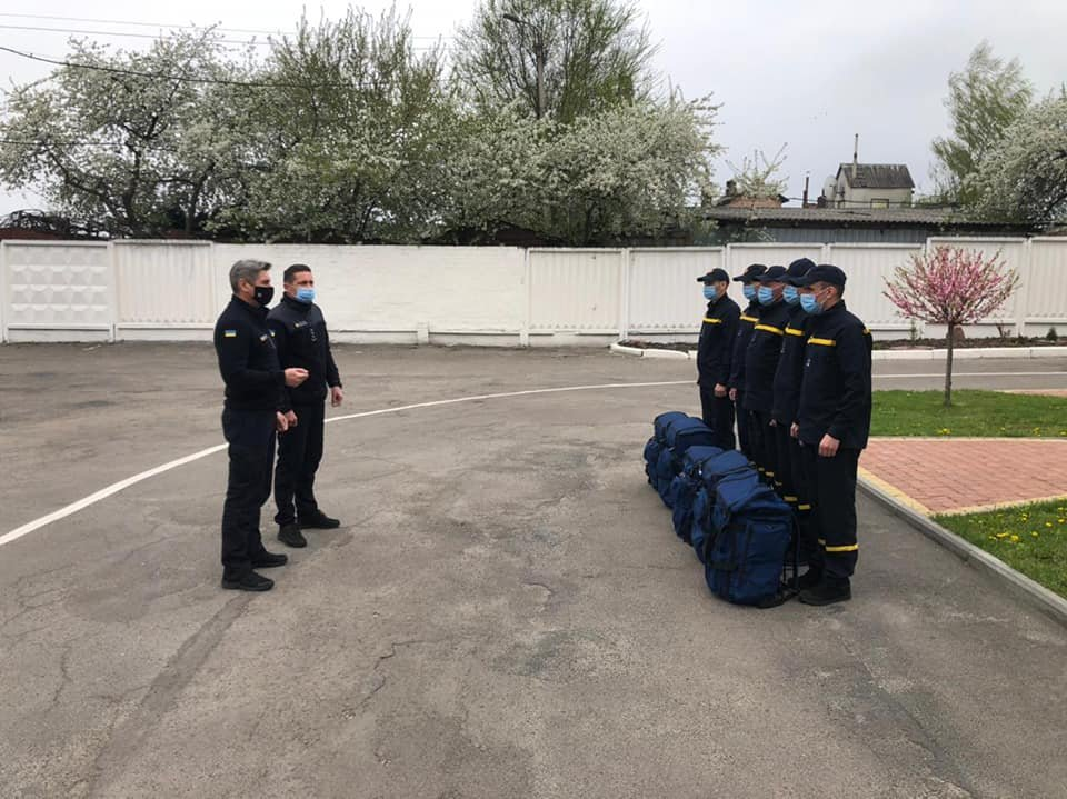 Рівненські піротехніки відправилися допомагати розміновувати Донбас, фото-2
