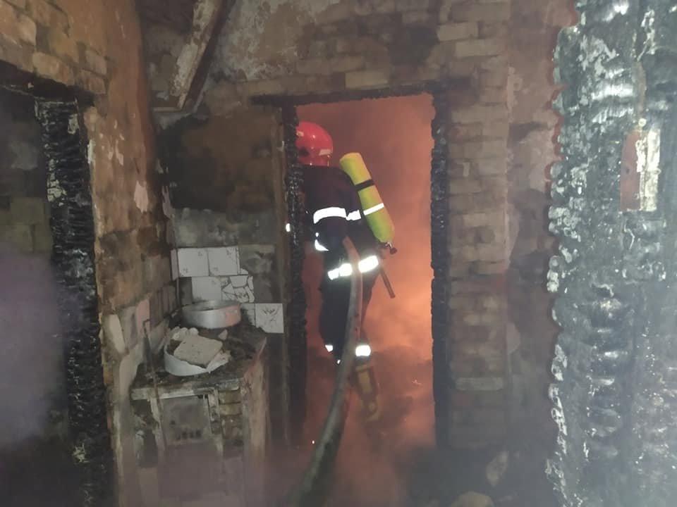 Пожежа на Кореччині: будинок залишився без даху… і господаря, фото-5