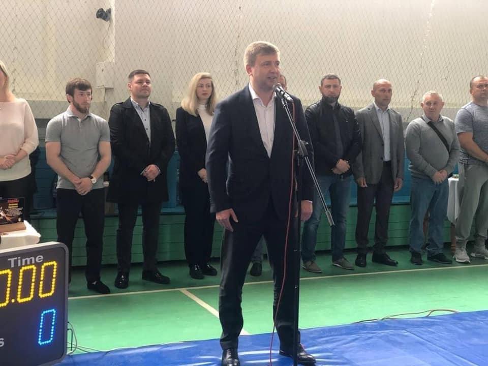 Приїхали учасники з Польщі та Литви: у Костополі відбувся міжнародний турнір з греко-римської боротьби, фото-6