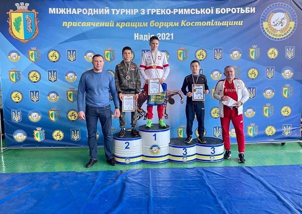 Приїхали учасники з Польщі та Литви: у Костополі відбувся міжнародний турнір з греко-римської боротьби, фото-9
