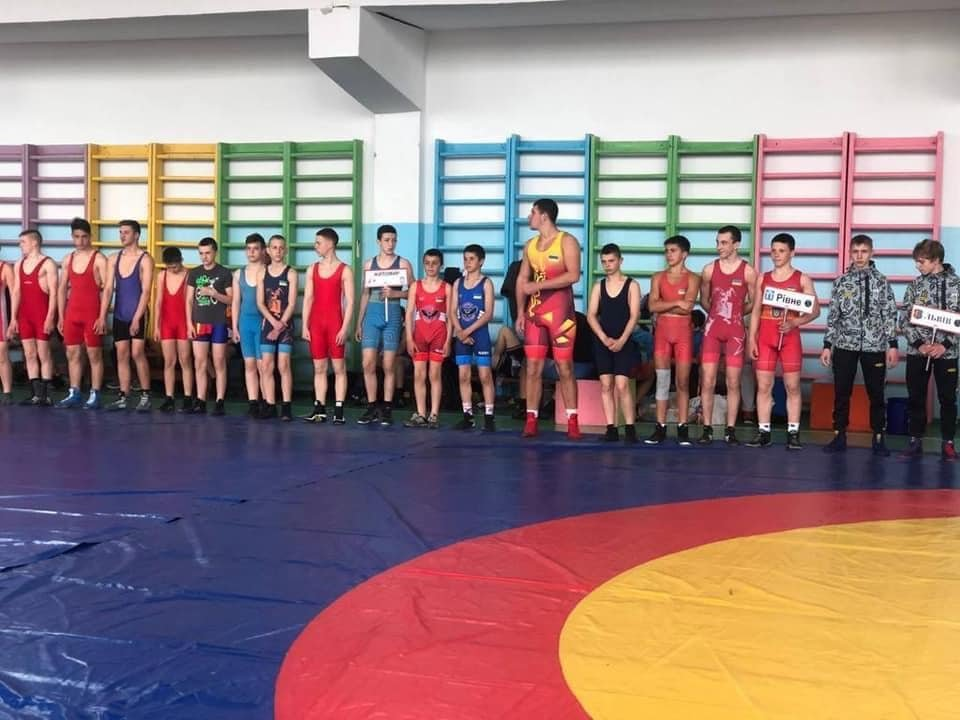 Приїхали учасники з Польщі та Литви: у Костополі відбувся міжнародний турнір з греко-римської боротьби, фото-4