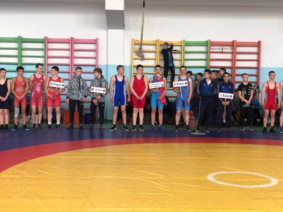 Приїхали учасники з Польщі та Литви: у Костополі відбувся міжнародний турнір з греко-римської боротьби, фото-5