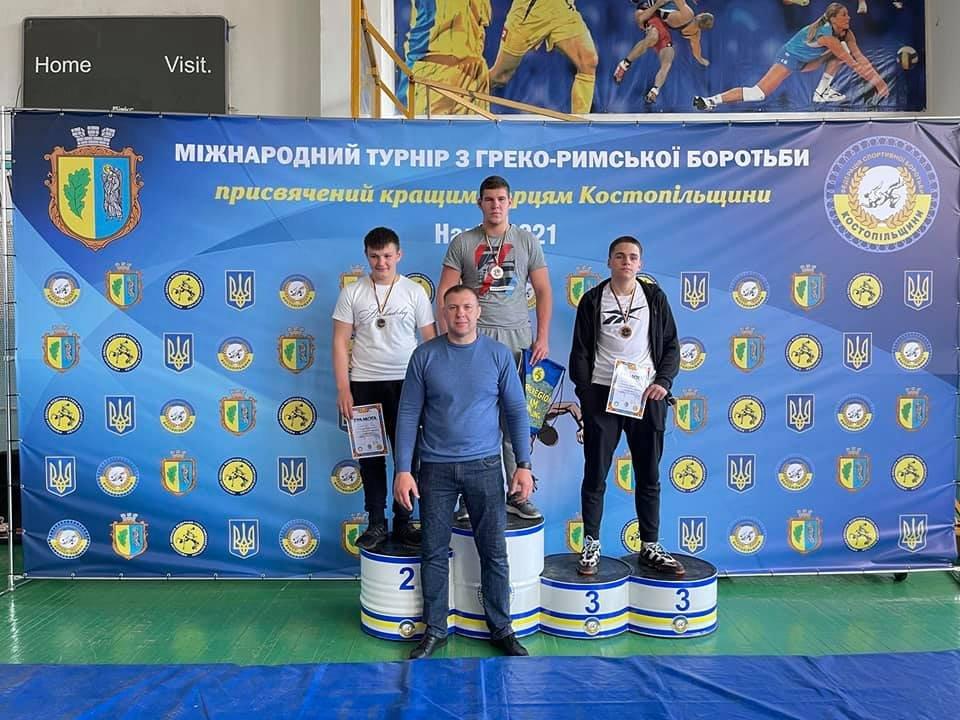 Приїхали учасники з Польщі та Литви: у Костополі відбувся міжнародний турнір з греко-римської боротьби, фото-8