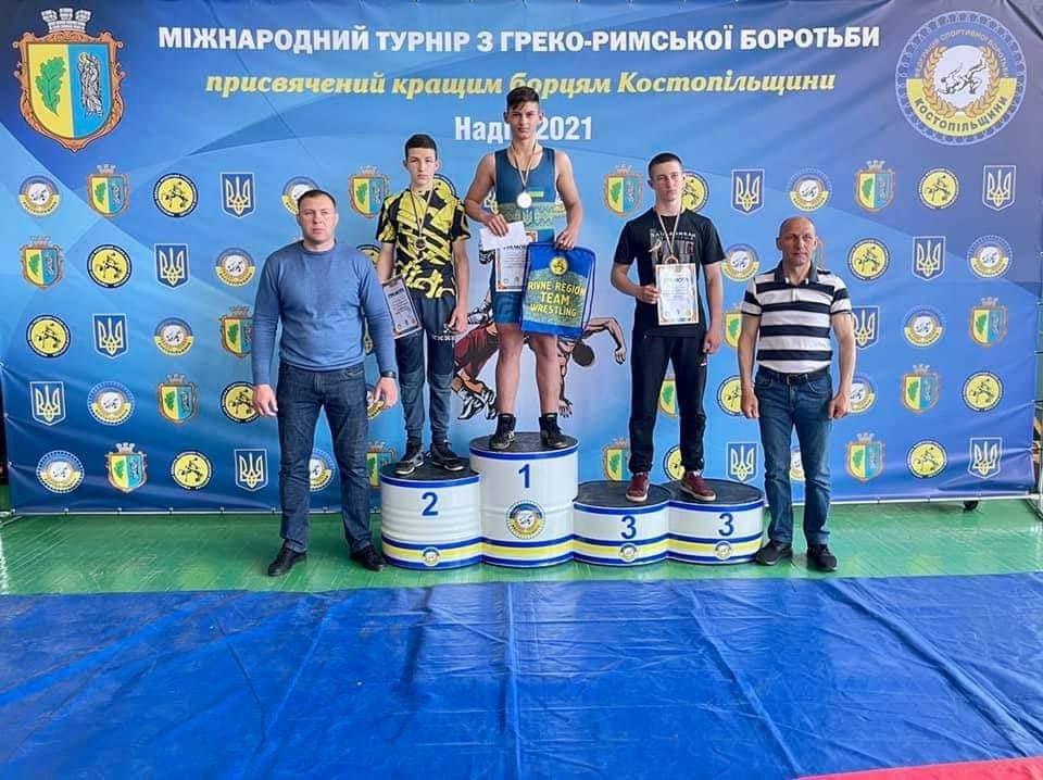 Приїхали учасники з Польщі та Литви: у Костополі відбувся міжнародний турнір з греко-римської боротьби, фото-11