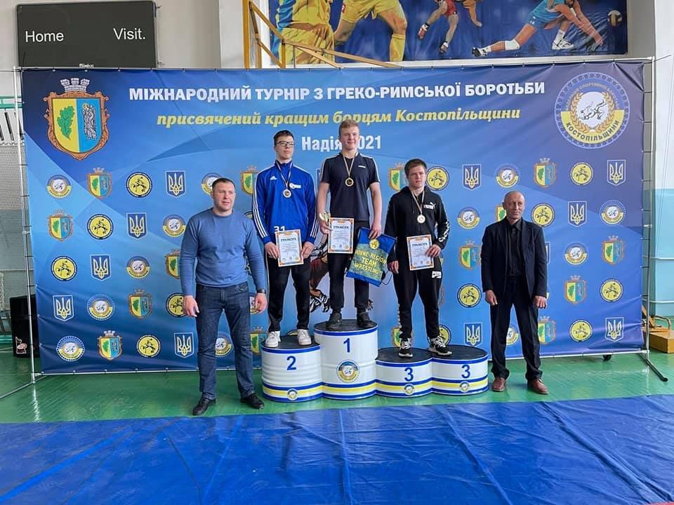 Приїхали учасники з Польщі та Литви: у Костополі відбувся міжнародний турнір з греко-римської боротьби, фото-7