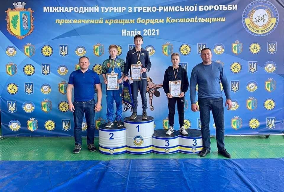 Приїхали учасники з Польщі та Литви: у Костополі відбувся міжнародний турнір з греко-римської боротьби, фото-10