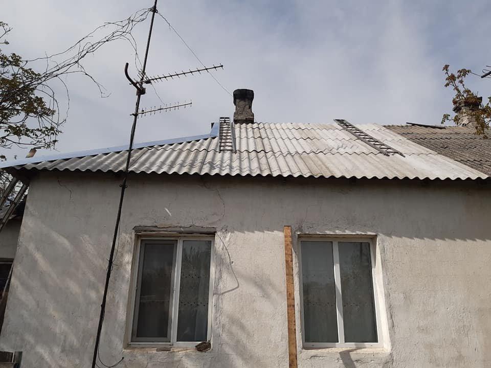 Рівненські рятувальники продовжують допомагати відновлювати Донбас, фото-6