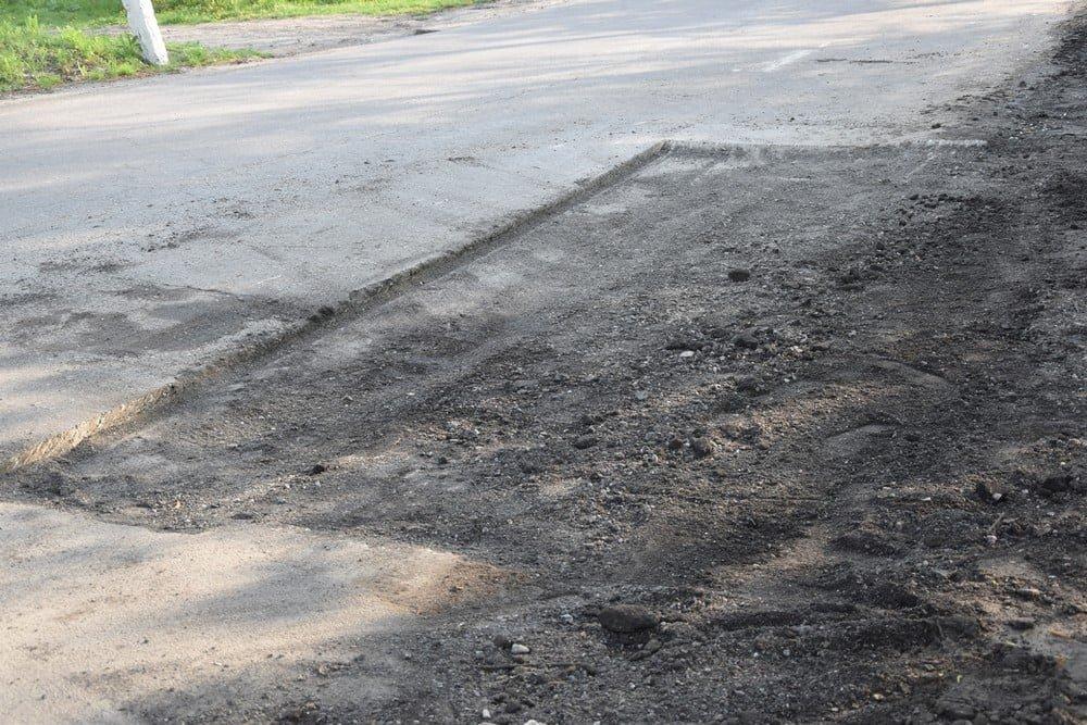У одній з громад на Рівненщині ліквідовують ями на дорогах (ФОТО), фото-6