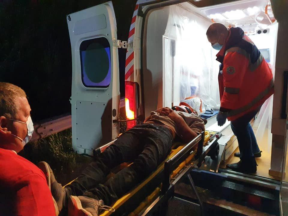 У Дубенському районі сталася ДТП за участі легковика та вантажівки (ФОТО), фото-4