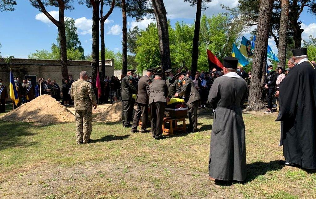 У Вараші попрощалися із загиблим солдатом, фото-1