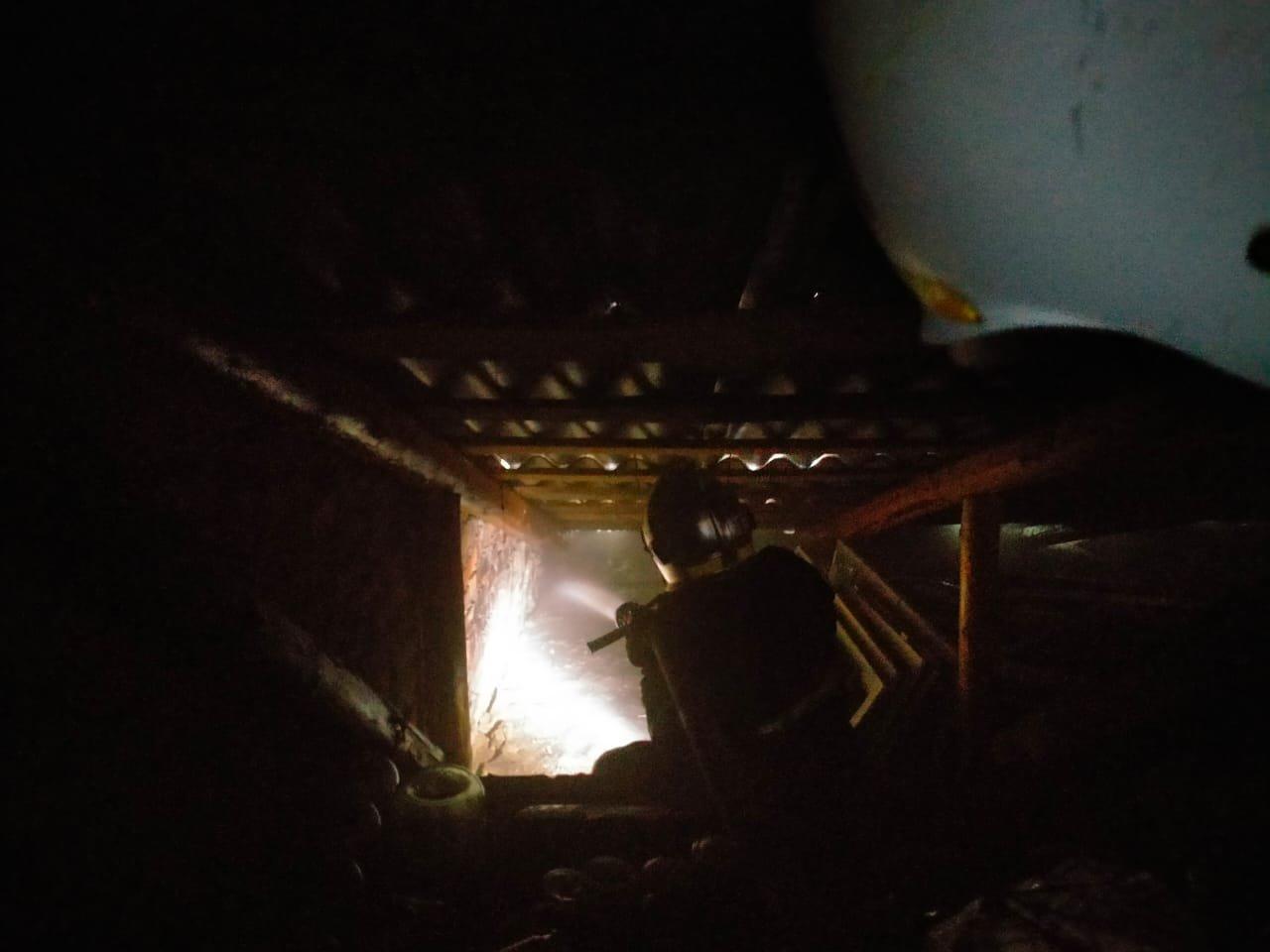 У селі в Острозькій громаді спалахнув житловий будинок, фото-4