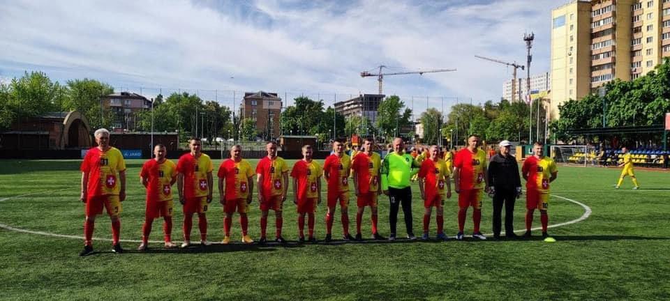 Заступник міського голови Сарн став кращим гравцем Чемпіонату України з футболу, фото-5