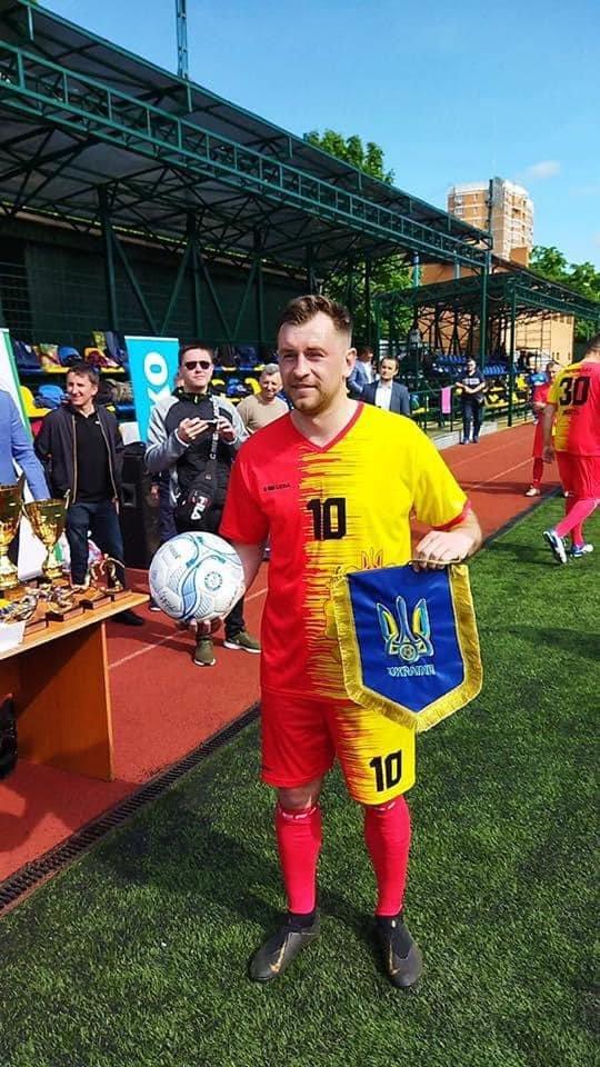 Заступник міського голови Сарн став кращим гравцем Чемпіонату України з футболу, фото-4