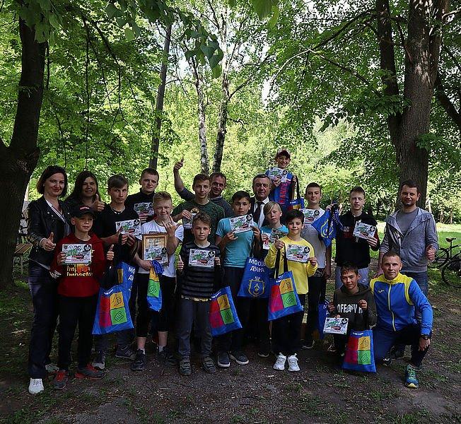 В одному з міст на Рівненщині провели перше в історії змагання зі Street Workout, фото-4