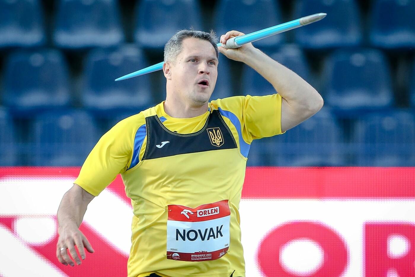 Рівненський спортсмен підкорив Європу на змаганнях з легкої атлетики, фото-2