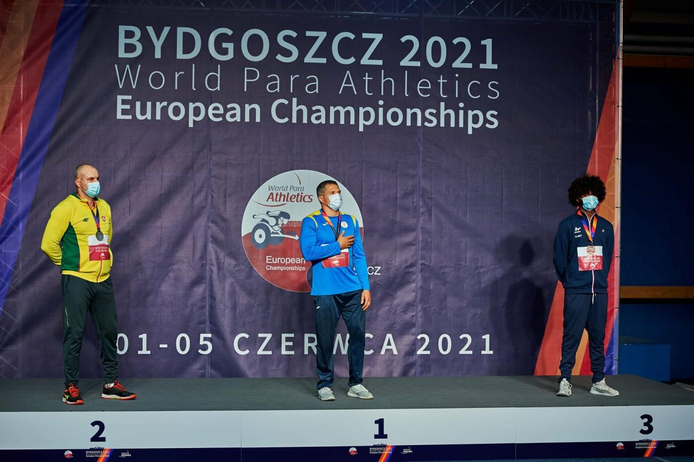 Рівненський спортсмен підкорив Європу на змаганнях з легкої атлетики, фото-4