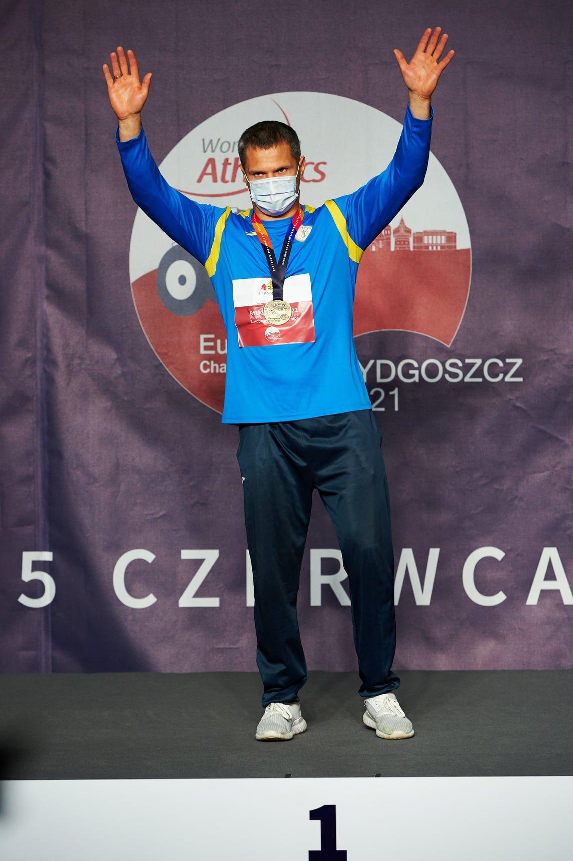 Рівненський спортсмен підкорив Європу на змаганнях з легкої атлетики, фото-3