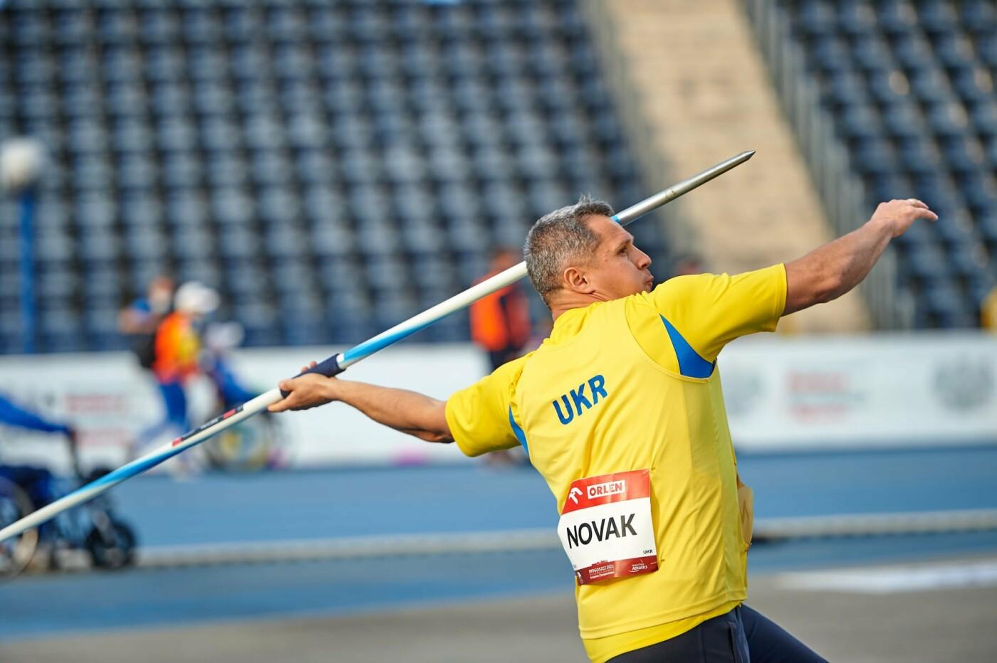 Рівненський спортсмен підкорив Європу на змаганнях з легкої атлетики, фото-1