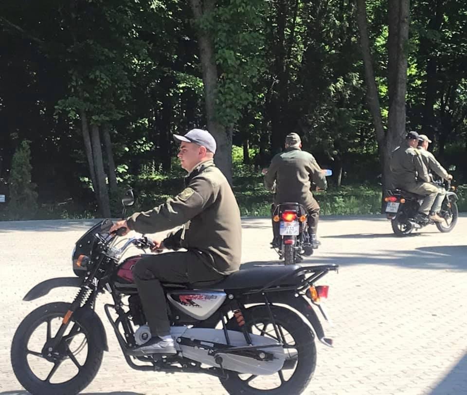 Охорона Соснівського лісгопу отримала новий транспорт (ФОТО), фото-5