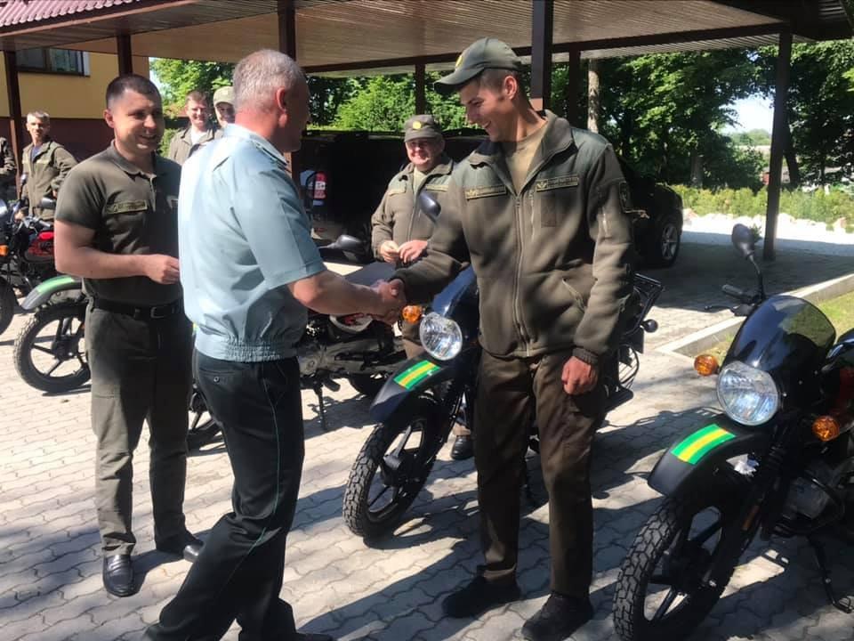 Охорона Соснівського лісгопу отримала новий транспорт (ФОТО), фото-2
