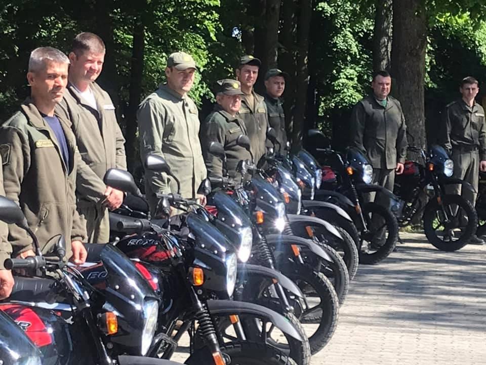 Охорона Соснівського лісгопу отримала новий транспорт (ФОТО), фото-1