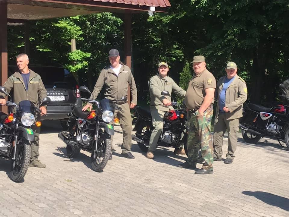 Охорона Соснівського лісгопу отримала новий транспорт (ФОТО), фото-4