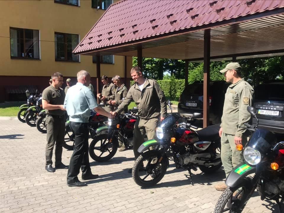 Охорона Соснівського лісгопу отримала новий транспорт (ФОТО), фото-3