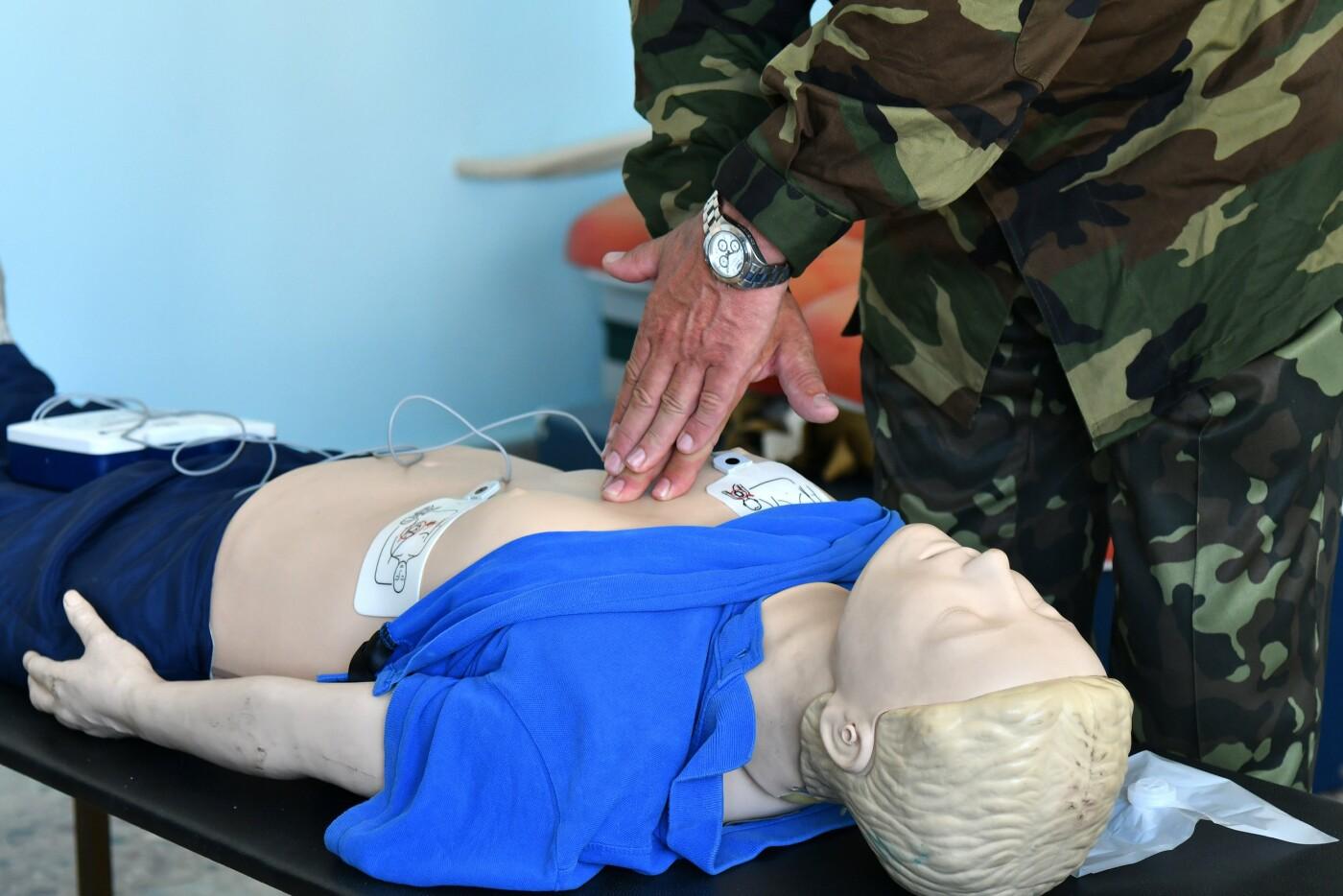 Водіїв РАЕС вчать надавати пасажирам першу домедичну допомогу у разі ДТП, фото-6