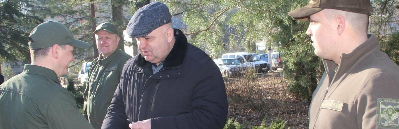 У Костополі посилюють охорону лісів: придбали нову техніку, Олексій Олексієнко